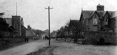 Old Photograph Cumnock, Scotland