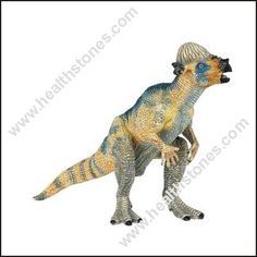 Papo Dinosaur Toys, Pachycephalosaurus Toy Model Replica ...