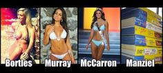 PHOTO: Girlfriends of the NFL Draft Pic is a Classic!   FatManWriting