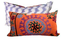 want to find/make a much cheaper version of this suzani pillow