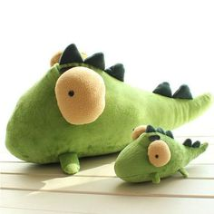 Cute crocodile Bamboo charcoal package plush toy stuffed toy Christmas gift 1pcs