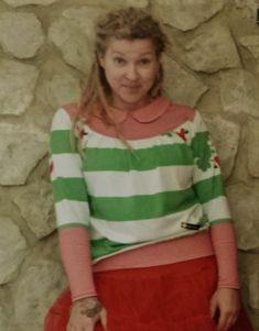 Handmade Einzelstück Shirt im Rockabilly Fiefties Look Shirt Bluse, Punk, Unisex, Pullover, Rockabilly, Style, Fashion, Red Color, Alternative