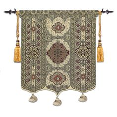 High Quality Jacquard Tapestry Luxury Home Decorations Sitting Room Wall Paintings National Characteristics Moravia 134*170CM