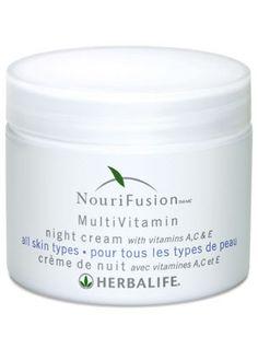MultiVitamin Night Cream