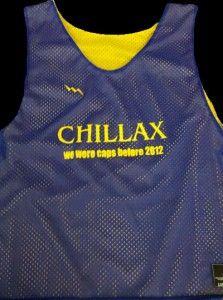 buy Chillax Lax Pinnies - Chill Lax Lacrosse Pinnies - Reversible Lax Pinnies - Custom Lax Pinnies - Englewood New Jersey Lax Pinnies