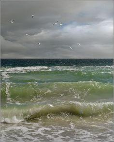 О, море, море!