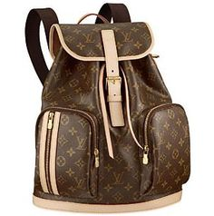 louis vuitton bosphore backpack as seen on Ashley Tisdale