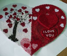 Quilling paper heart 1500.