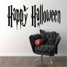 Frankenstein Halloween Custom Vinyl Wall Decals Stick On Wall Art - Custom vinyl wall decals how to remove