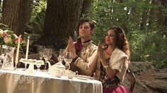 """The finger tutting is actually remarkably cool.   22 Reasons Every Fantasy Nerd Should Be Watching """"The Magicians"""""""