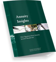 9 Annuity Insights: Questions Every Investor Should Ask