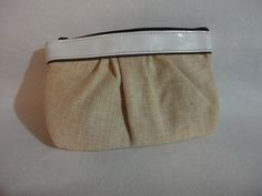 Little Zipper Purse by TheRecycledGreenRose on Etsy