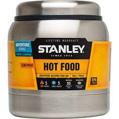 Stanley Adventure Food Jar, Stainless Steel, 10 oz