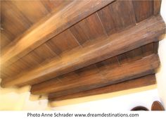 Roof Beams in Bran Castle Romania River Cruises In Europe, European River Cruises, Bran Castle Romania, London Hall, Teaching World Geography, Dracula Castle, Award Plaques, Roof Beam, Ocean Cruise
