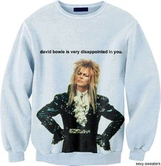 I want this sweater so bad!  I love, love loved this movie when I was little!