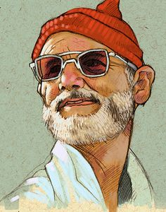 Zissou art (artist unknown)