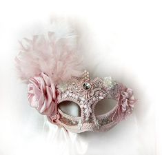 Morning Flower, Blush Wedding Mask, Sweet Sixteen Masquerade Masks, Venetian Masks - The Effective Pictures We Offer You About african mask A quality picture can tell you many things. Mascarade Mask, Black Masquerade Mask, Couples Masquerade Masks, Masquerade Costumes, Venetian Masquerade, Venetian Masks, Masquerade Ball, Venetian Wedding, Masquerade Party Outfit