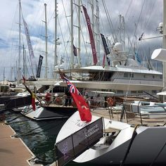 Palma SuperYacht Show is in full swing!  #SuperyachtFinishingService info@absoluteboatcare.net www.absoluteboatcare.net