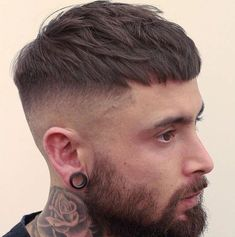 50 Stylish Short Hairstyle for Men – Men's Hairstyles and Beard Models Military Haircuts Men, Haircuts For Men, Mens Crop Haircut, Great Hairstyles, Hairstyles Haircuts, Hairstyle Ideas, Straight Hairstyles, Hairstyle Short, Fashion Hairstyles