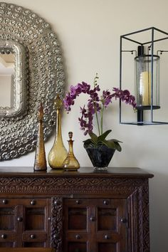 Find out why home decor is always Essential! Discover more retro console table design details at http://essentialhome.eu/