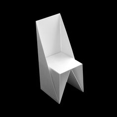 Origami Often Has The Connotation Of Lightness And Fragility, But The MIura  Table Is Capable Of Holding Weight Up To An Astonishing 176 Lbs! The Deu2026