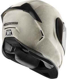 Airframe Pro Construct - White | Products | Ride Icon
