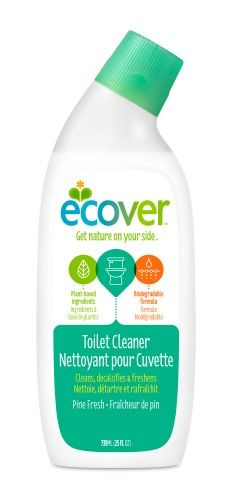 Ecover Toilet Bowl Cleaner, Pine Fresh, 25 Oz