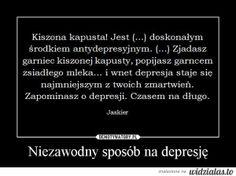 Niezawodny sposób na depresję