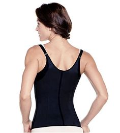 be9721e7098 Sculpting Vest Waist Trainer by Amia S Black     Check out the image by  visiting the link.