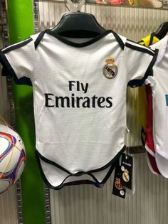 2eb3e3be007 2018-19 Cheap Infant Jersey Real Madrid Home Replica White Shirt 2018-19  Cheap Infant Jersey Real Madrid Home Replica White Shirt