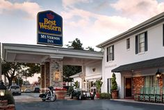 The Best Western Mt. Vernon Inn,  located in Winter Park Florida offers  guests a relaxing stay with many  amenities to take advantage of.