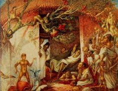 PINTORES LATINOAMERICANOS-JUAN CARLOS BOVERI: Pintores Mexicanos: JULIO CASTELLANOS