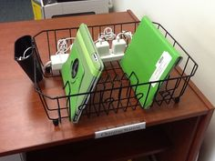 electronics charging station in schools - Google Search