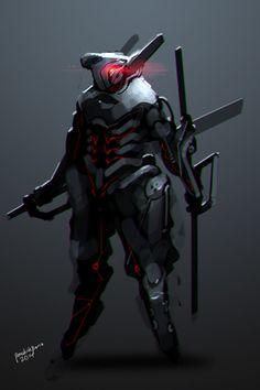 Black Fang Assassin by benedickbana on DeviantArt