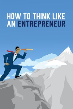 Check out these tips to get your brain thinking like an entrepreneur! #Blog