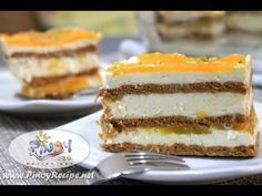 Mango Float Recipe - YouTube