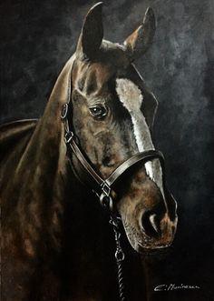 Horse Oil Painting, Horse Paintings, Pretty Horses, Beautiful Horses, Race Horse Breeds, Oil Pastel Colours, Horse Portrait, Majestic Horse, Horse Sculpture