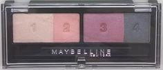 Η Maybelline Eye Studio Quad Eyeshadow είναι μία παλέτα σκιών με 4 αποχρώσεις, που έχουν πλούσιο χρώμα και απαλή υφή. Με ειδική φόρμουλα, που περιέχει μεταξένιες χρωστικές, έχει βελούδινο τελείωμα. Απλώς ακολουθήστε τα 4 βήματα και θα πετύχετε το απόλυτα φωτεινό αποτέλεσμα.Χρησιμοποιήστε την πιο ανο