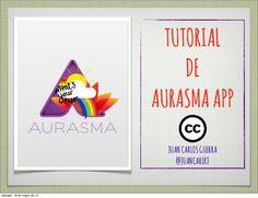 Aurasma app - Tutorial