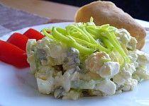 Vajíčkový salát s cottage sýrem Cabbage, Treats, Chicken, Vegetables, Fit, Sweet Like Candy, Goodies, Shape, Cabbages