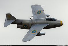 Saab Tunnan J 29 (The Flying Barrel)