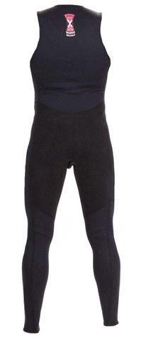 2mm TITANIUM SUPA/MEGA-STRETCH FLATLOCK LONG JOHN WETSUIT | triple-x-wetsuits