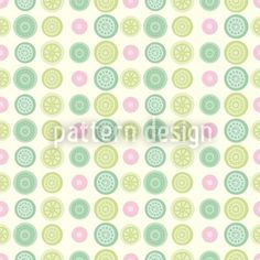 Hochqualitative Vektor-Muster auf patterndesigns.com - Niedliches-Punktmuster, designed by Christina Wasenegger