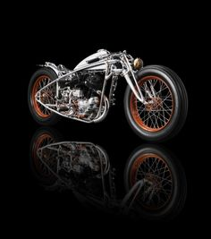 2_Chicara Art Motorcycles by Chicara Nagata