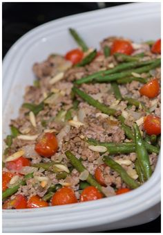 SCD Pork n' Veggies (*Use fresh garlic...)