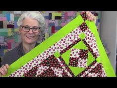How to Hang your Quilt with 3 Hand Stitches - YouTube