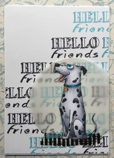 MadeByCHook: Hello friends