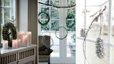 5 ideer til julepynt i vinduerne | SØNDAG