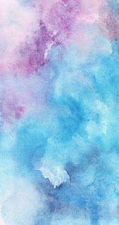 Watercolor Wallpaper Phone, Android Phone Wallpaper, Blue Wallpaper Iphone, Galaxy Wallpaper, Wallpapers Android, Huawei Wallpapers, Pretty Phone Backgrounds, Cute Wallpaper Backgrounds, Blue Wallpapers