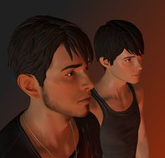 Sean and Daniel Life Is Strange Characters, Life Is Strange Fanart, Life Is Strange 3, Diaz Brothers, Blood Brothers, Daniel Diaz, Cry Now, Anime Music, Detroit Become Human